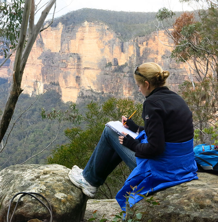 landscape painting classes, sydneyu